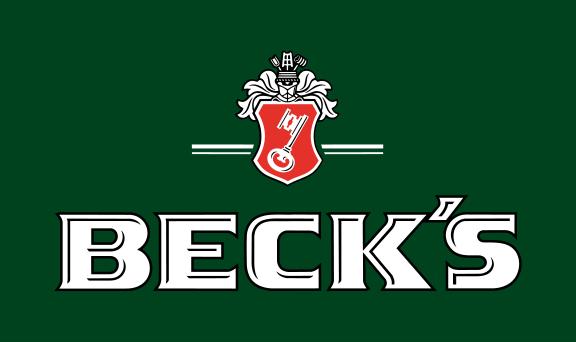 Логотип немецкой пивной марки Becks