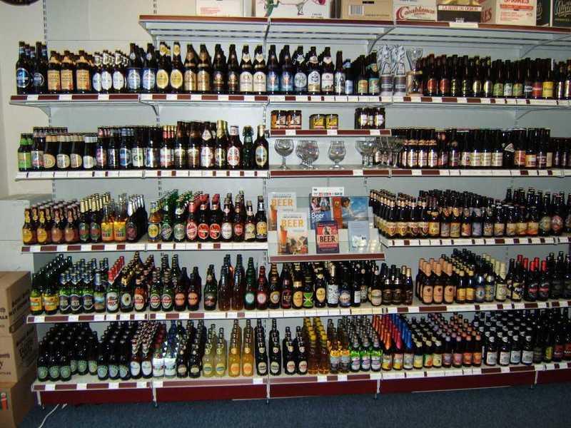 Тестируем магазины Киева на предмет выбора хорошего пива