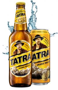 Новое пиво собственного импорта в Billa