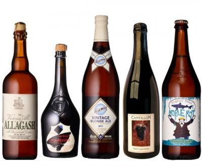 На Западе набирает популярность винное пиво