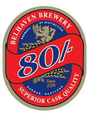 Пиво Belhaven 80 | Belhaven 80 Beer