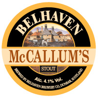 Дегустация пива Belhaven McCallum's Stout