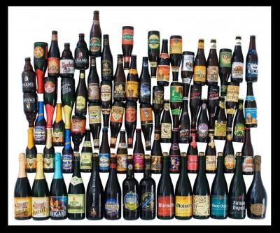 В Бельгии сократилось потребление пива