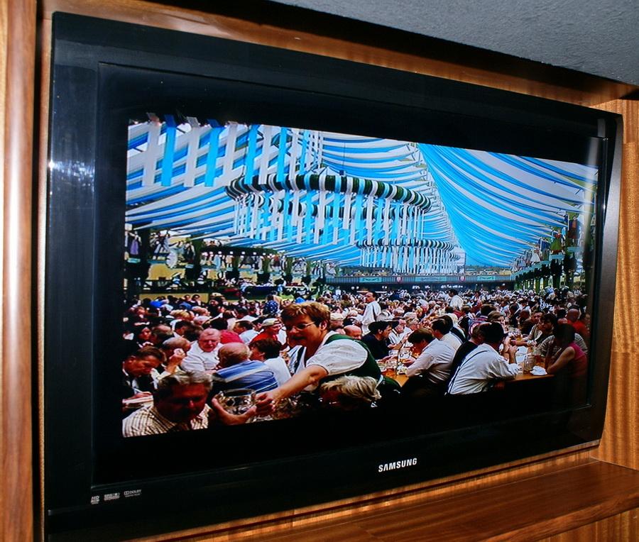 Октоберфест в Киеве. Паб-ресторан Bier Platz. Празднование Октоберфеста в Мюнхене