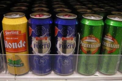Пиво от гипермаркетов Ашан