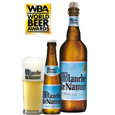 Разливное пиво Blanche de Namur в Украине