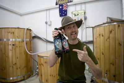 Blue Serpent – пиво кузена Джеймса Бонда из Австралии