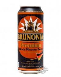 Brunonia Premium Black Pilsener Beer - темный немецкий пилснер в Украине