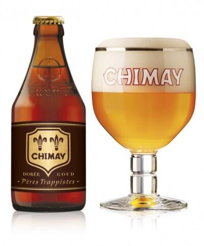 Chimay Dorée (Gold) - еще одно траппистское пиво в Украине