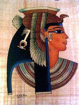 Клеопатра, последняя представительница династии Птолемеев