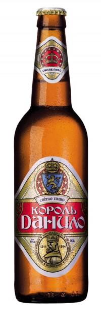 Пиво Король Данило от Оболони снова возвращается