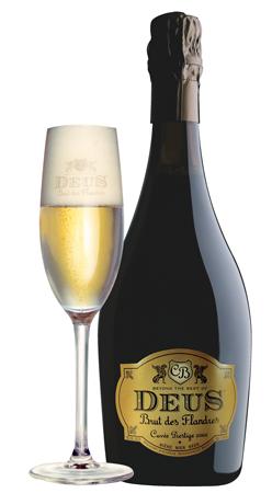Пиво-шампанское Deus