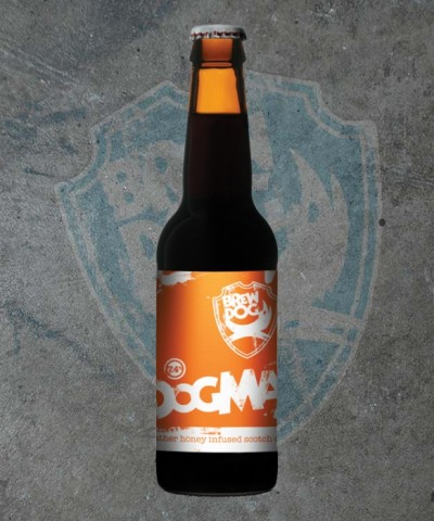 Dogma - еще одно пиво от BrewDog в Украине