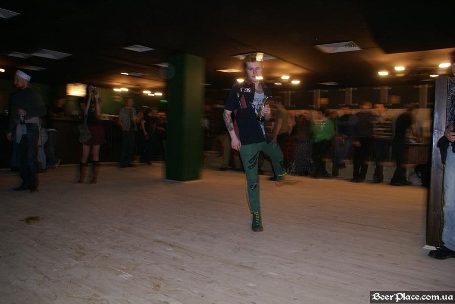 Pub Drunken Molly (Хмельная или Пьяная Молли) Fest. Тестовое открытие ирландского паба Для своих