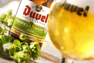 Duvel Tripel Hop 2015 будет с американским хмелем