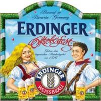 Дегустация пива ERDINGER Oktoberfest Weissbier