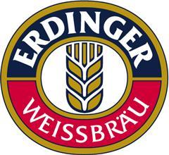 Логотип Erdinger