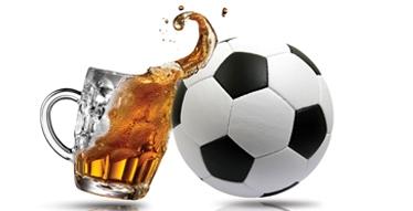 Решающие матчи EURO-2012 в Короли Колбас и Пива