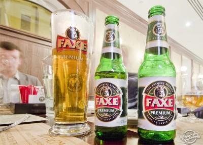 Дегустация пива Faxe Premium