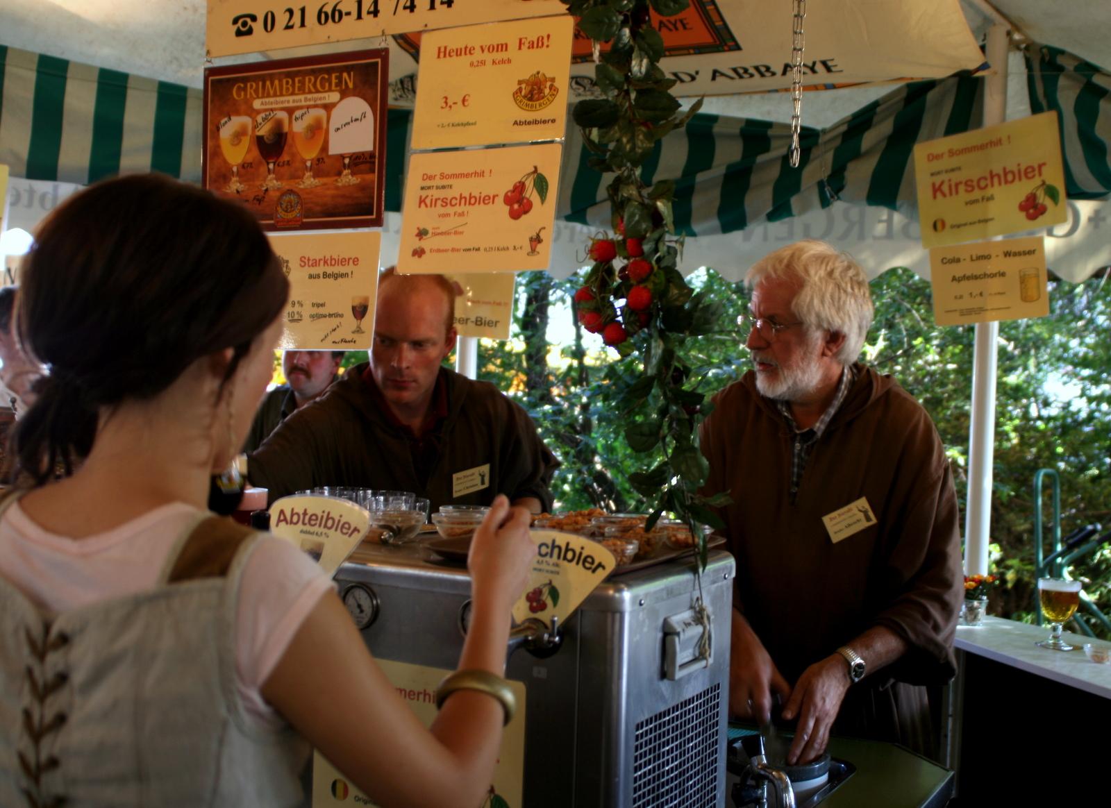 Пятнадцатый фестиваль пива в Берлине