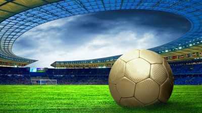 Футбол и Формула-1 в Славутич Шато