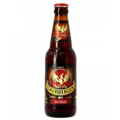 Grimbergen Rouge - новое бельгийско-французское пиво