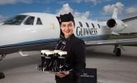 Летайте самолетами Guinness с Великобритании в Дублин