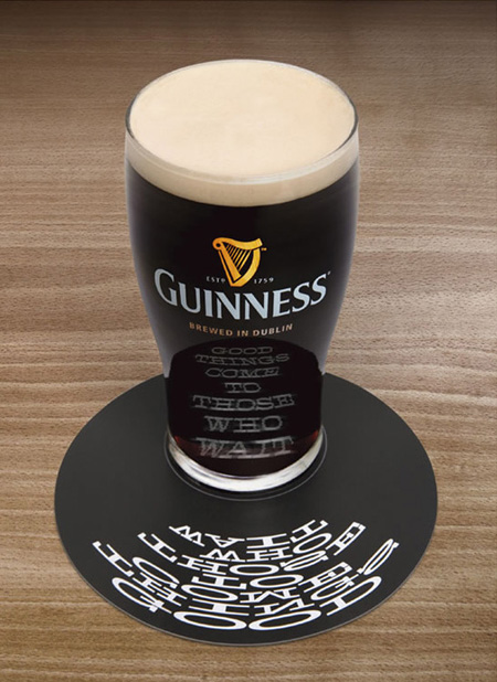 Стандартный бокал Guinness