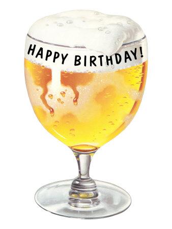 Пивная на Саксаганского. День Рождения