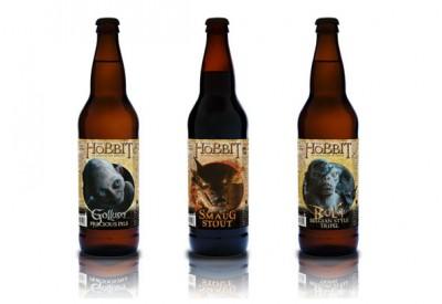 Выпущено пиво по мотивам Хоббита