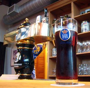 Пиво Hofbrau Dunkel | Хофброй Темное