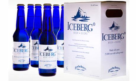 Пиво из айсберга