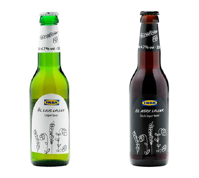 IKEA выпустила собственное пиво