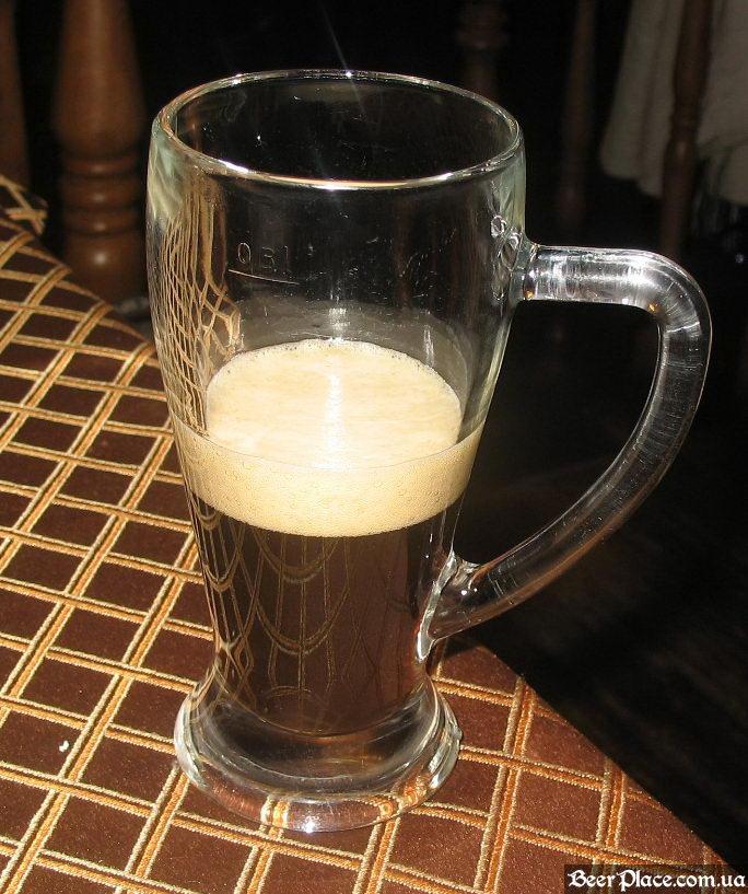 Пиво из Юзовской пивоварни. Stout