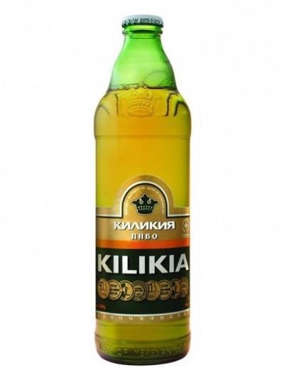 Акция на пиво Kilikia в Мега Маркете (Большевик)