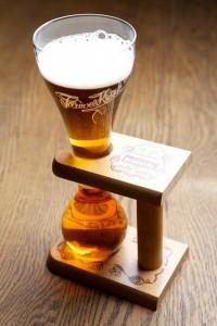 Скидка 50% на пиво Kwak в ресторане Антверпен