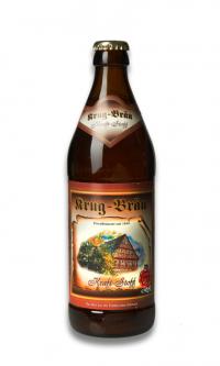 Распродажа Krug-Bräu в Сильпо