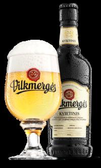 Vilkmerges - новое литовское пиво в Украине