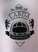 Краш-теста паба «Labda»