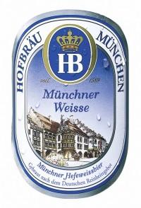 Пиво HB Muenchner Weiss