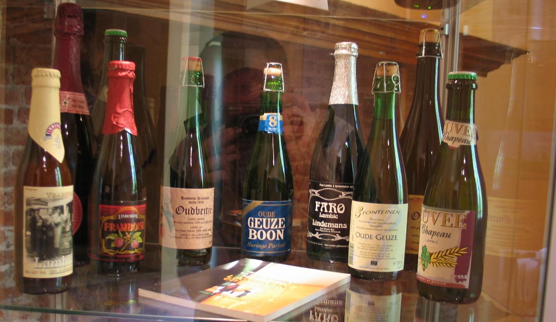 Ламбик - пиво естественного брожения
