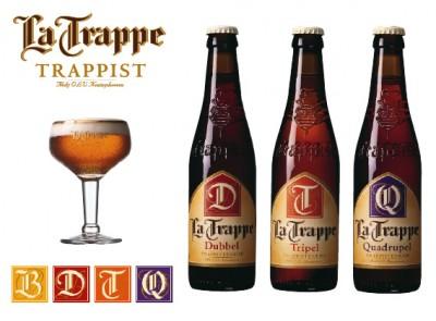 Голландское траппистское пиво La Trappe в Сильпо