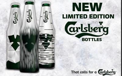 Carlsberg Nordic Collection - лимитированная серия датского пива Carlsberg
