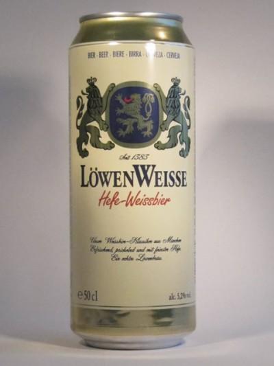 Löwen Weisse Hefe-Weissbier - немецкая новинка в Украине