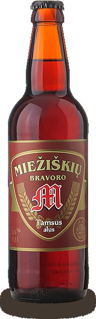 Miežiškių - новое литовское пиво в Украине