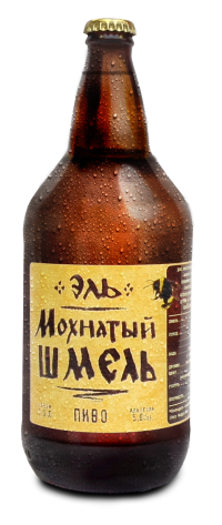 Эль Мохнатый Шмель - еще одна новинка от Московской Пивоваренной Компании