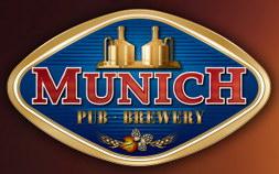 Паб, мини-пивоварня Мюнхен в ТРЦ Караван. Киев