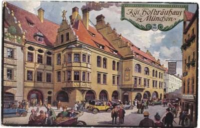 Мюнхенская пивоварня Hofbräu  – великая история