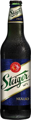 Словацкое пиво Steiger в Украине