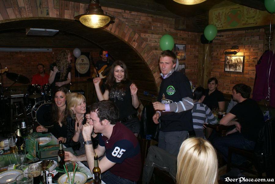 День Рождения паба O'Connors | O'Коннорс. Танцуем под Tartila
